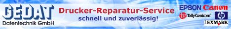 GEDAT Reparatur
